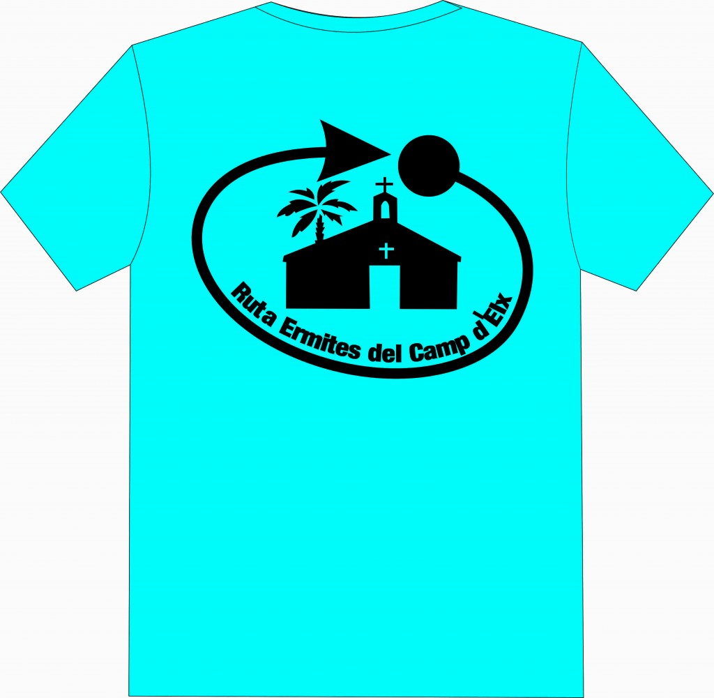 Camiseta Organizacion RecE frontal