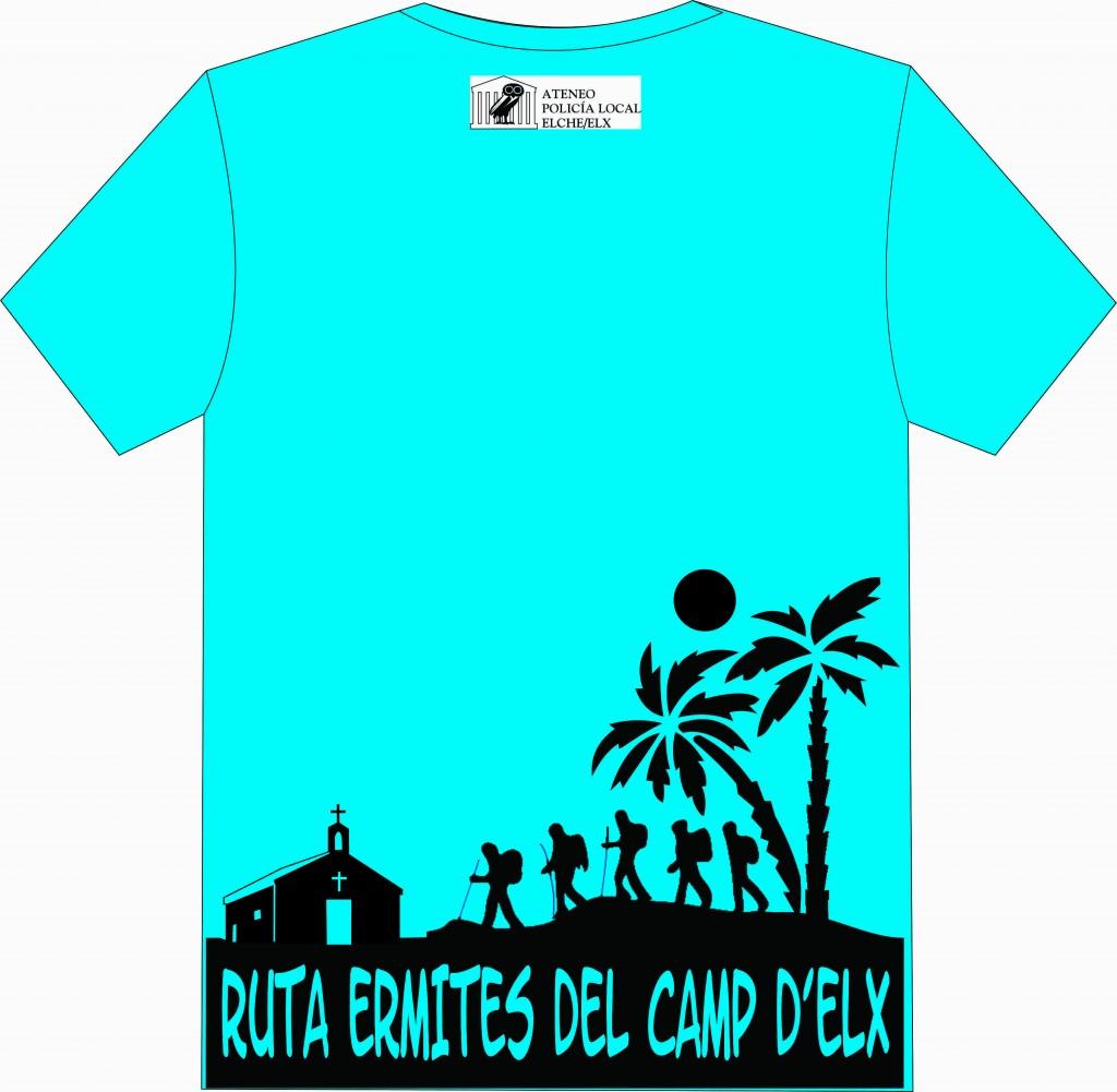 Camiseta Organizacion RecE trasera