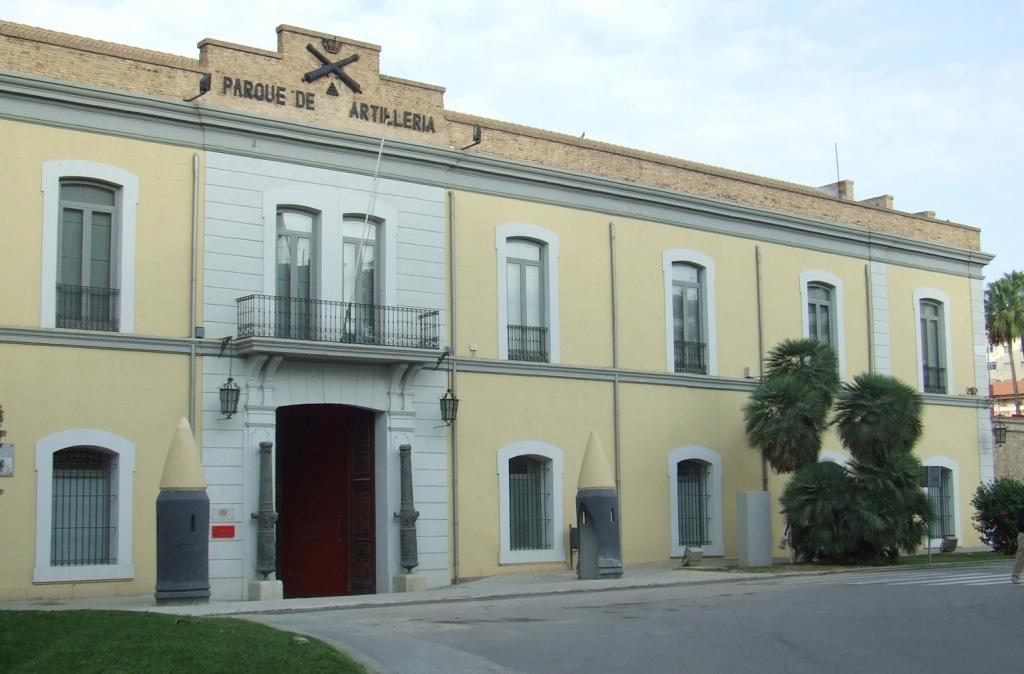 Museo Ejercito_entrada principal